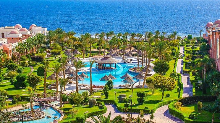 1/7  Serenity Makadi Beach - Hurghada