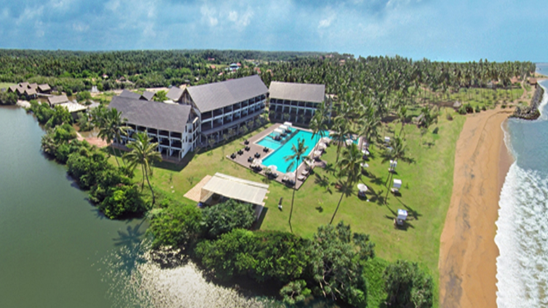 1/22  Suriya Resort - Sri Lanka