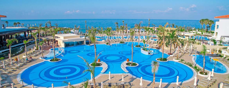 1/11  Olympic Lagoon Resort Paphos - Cyprus