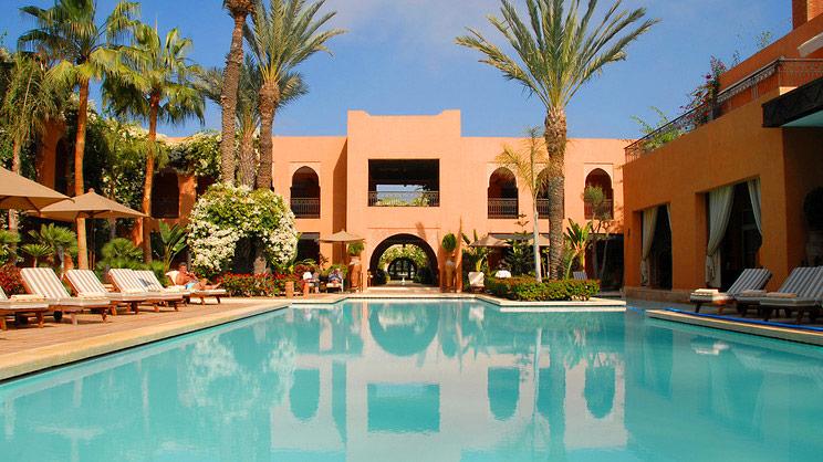 1/8  Tikida Golf Palace - Agadir