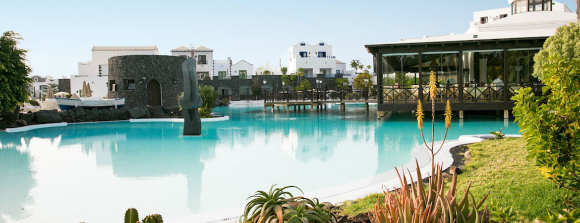 1/8  Hotel THe Volcan - Lanzarote