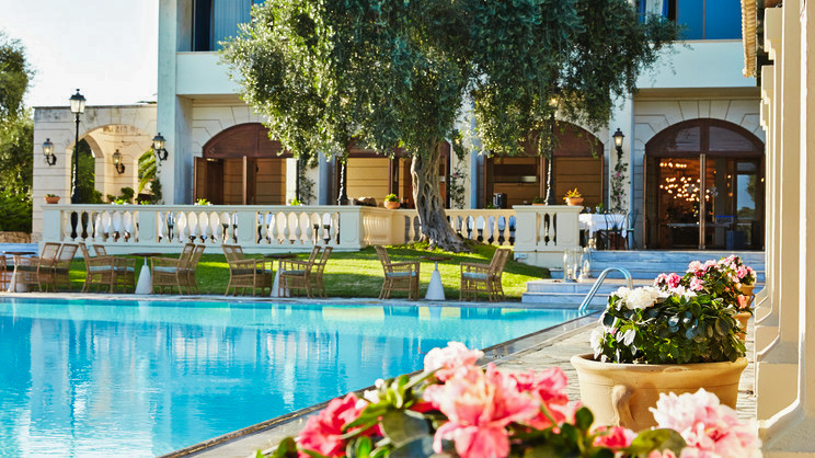 1/7  Corfu Imperial Grecotel Exclusive Resort - Corfu