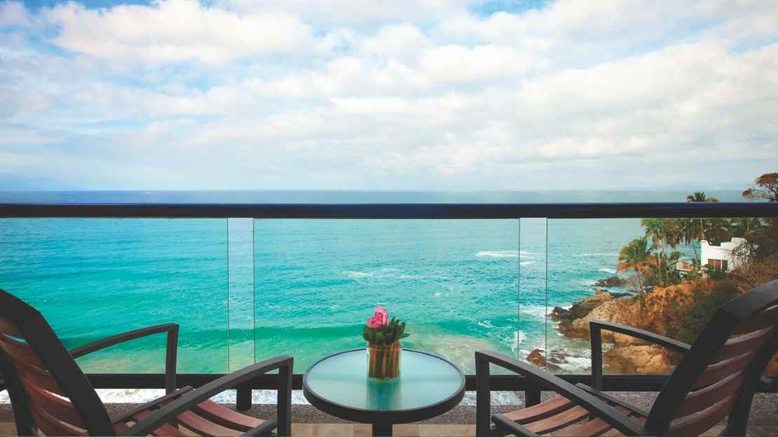 Ocean View Balcony/Double