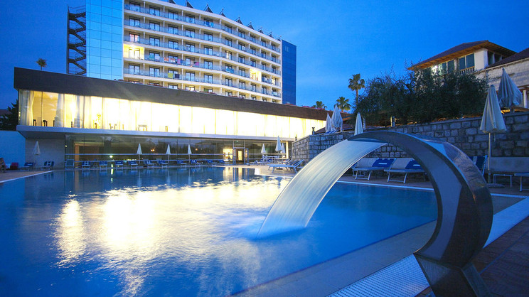 1/8  Grand Hotel Park - Dubrovnik