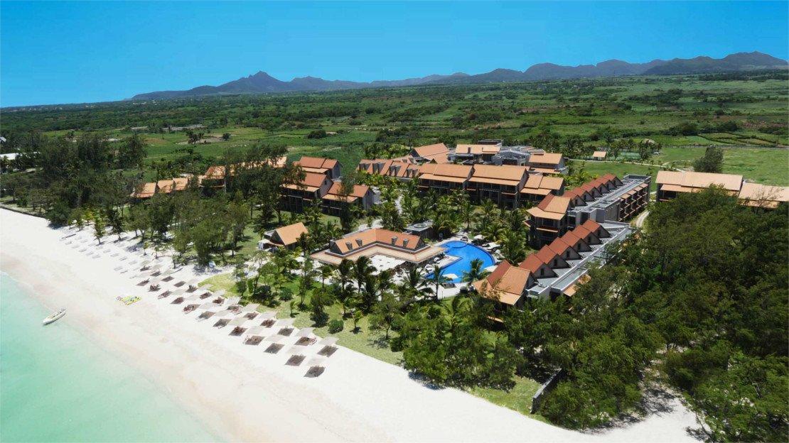 1/13  Maritim Crystals Beach Resort, Mauritius