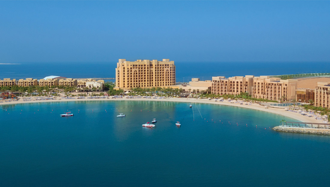 DoubleTree by Hilton Resort and Spa Marjan Island - Ras Al Khaimah