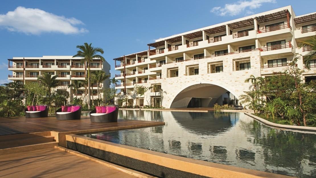 1/23  Secrets Akumal Riviera Maya - Mexico