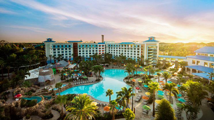 1/7  Loews Sapphire Resort - Orlando