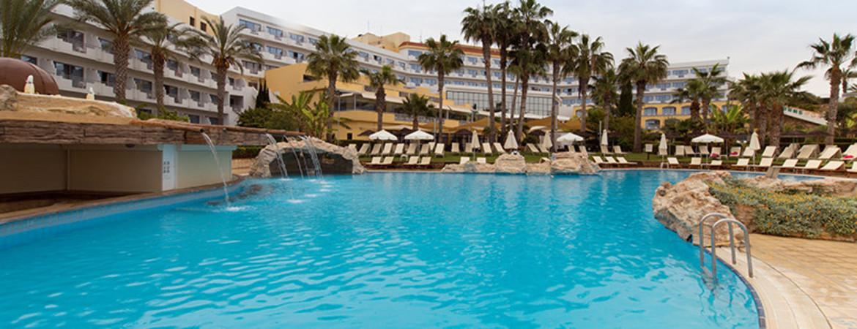 1/11  Saint George Hotel - Paphos