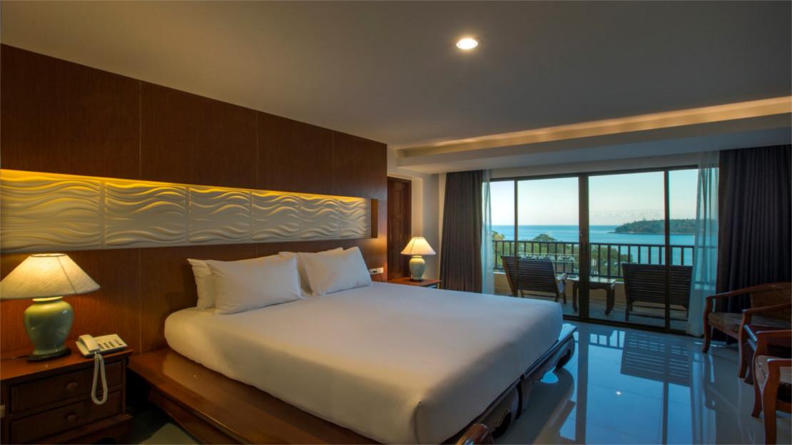 Deluxe Sea View Room