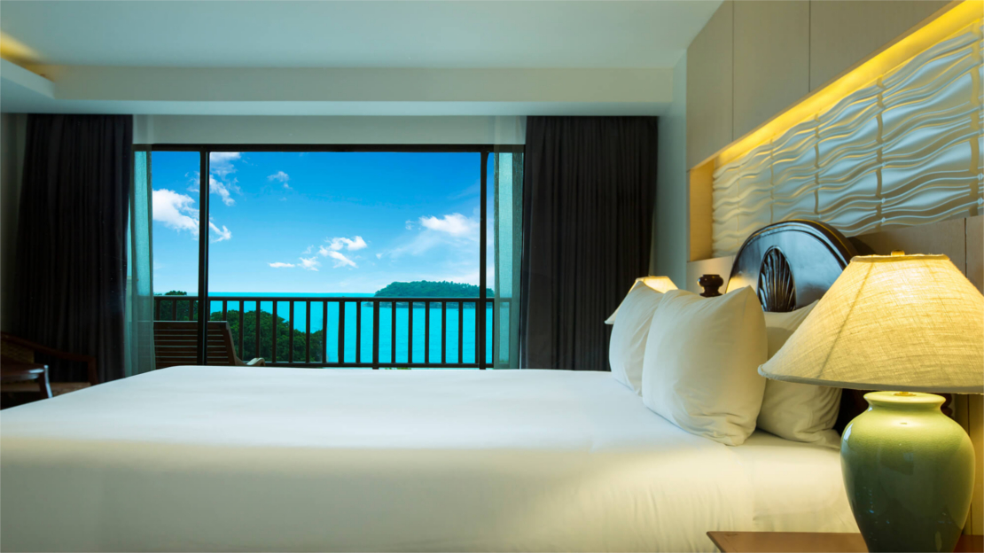 Executive Club Sea View Room