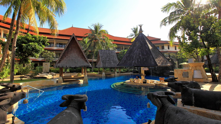1/10  The Tanjung Benoa Beach Resort - Bali