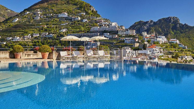 1/10  Belmond Hotel Caruso - Italy