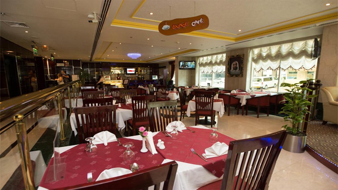 Comfort Inn Hotel Dubai