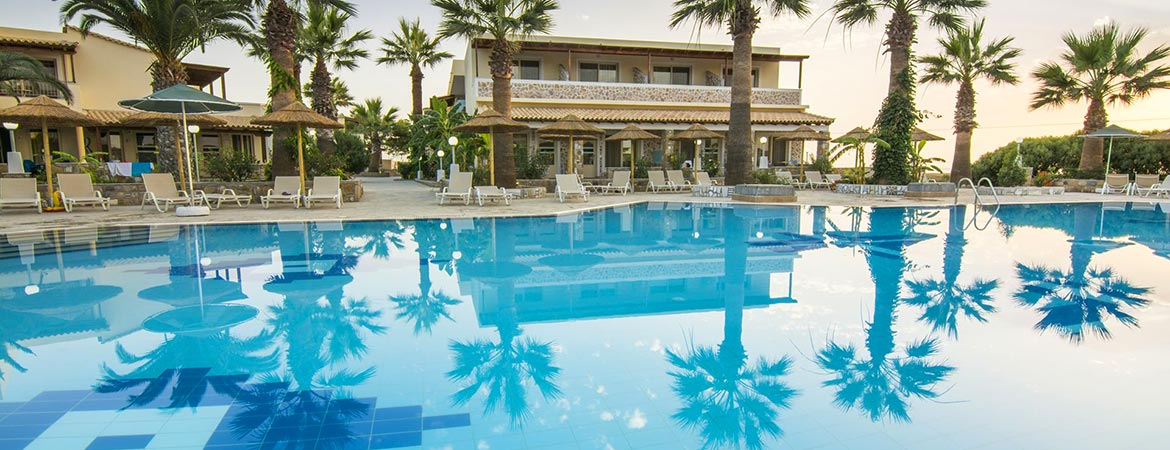 1/9  Kouros Palace Hotel in Kos - Greece