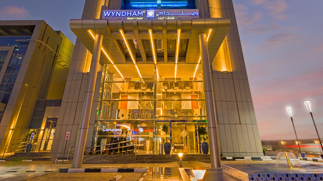 Wyndham Dubai Marina - Exterior