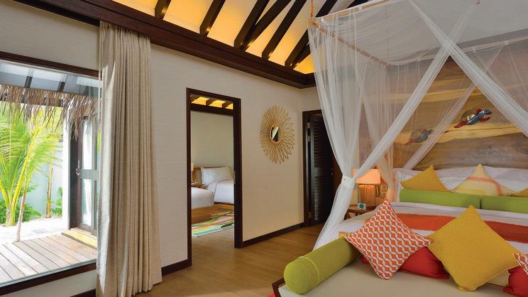 Earth Pool Pavilion - 2 Bedroom Suite