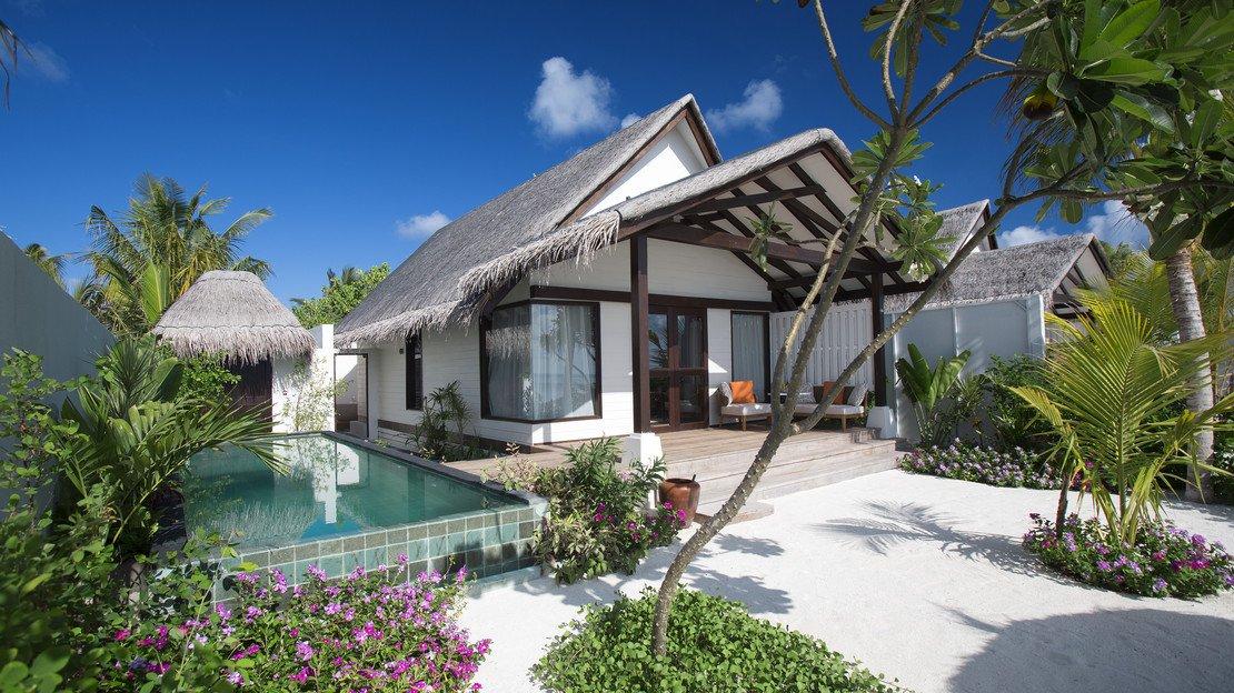 Earth Villa/Earth Villa with Lap Pool