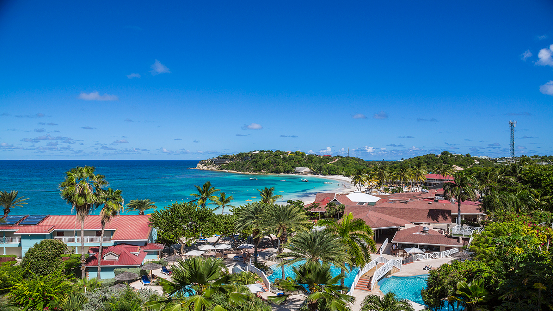 1/12  Pineapple Beach Club - Antigua
