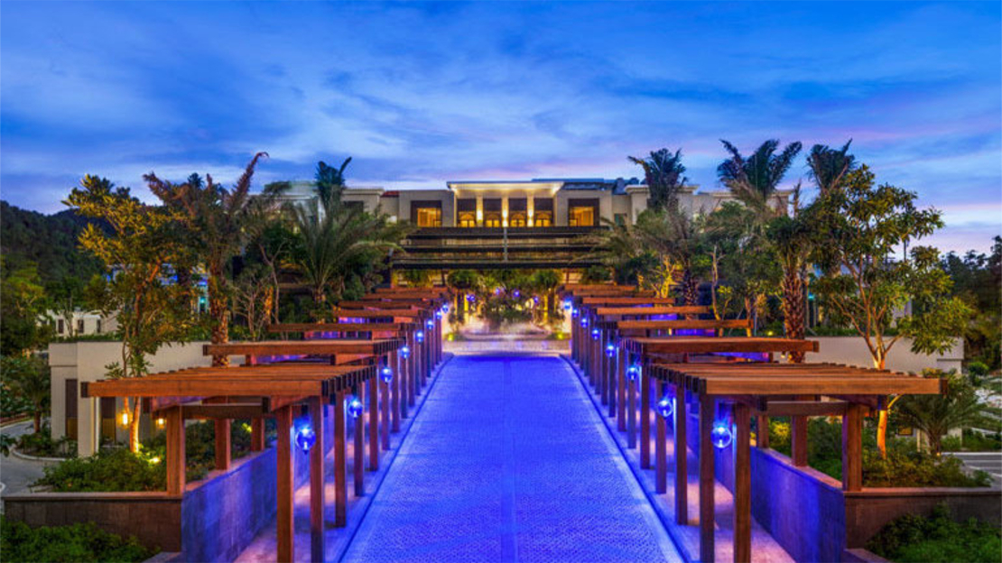 1/23  The St Regis Langkawi - Malaysia