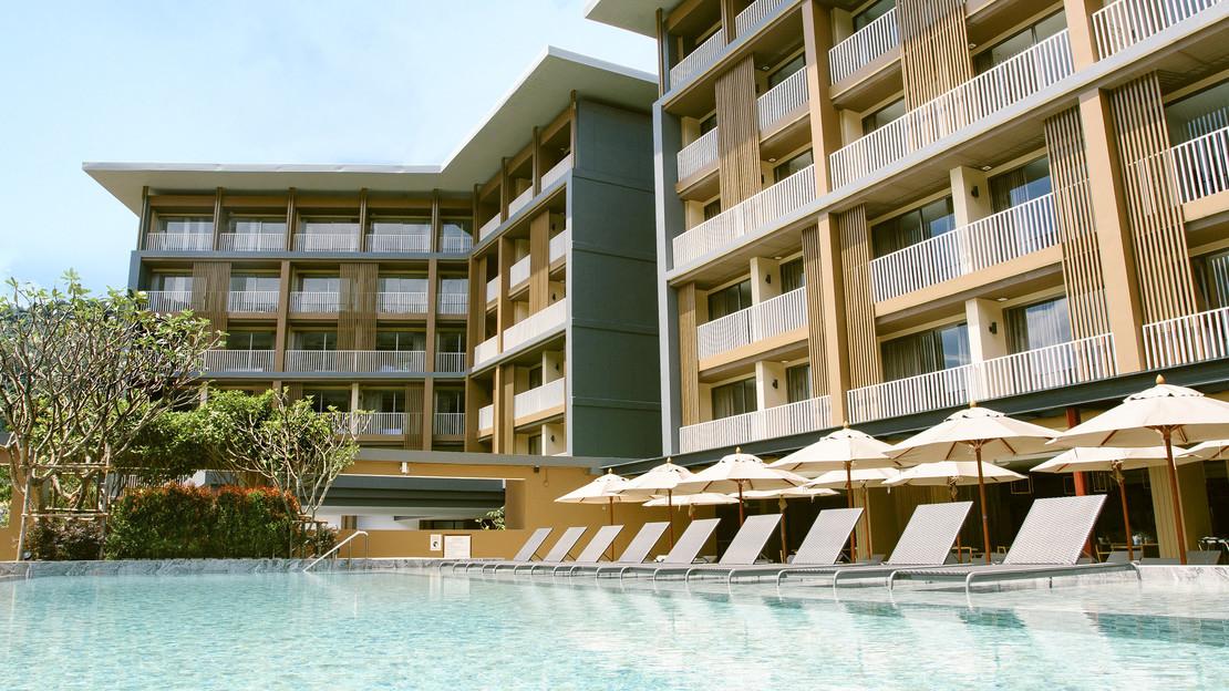 1/10  Centra by Centara Phu Pano Resort Krabi - Thailand