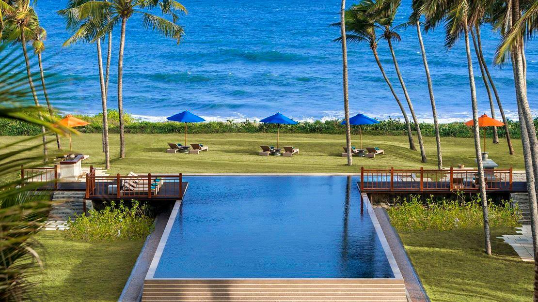 1/17  Shangri-La Hambantota Golf Resort and Spa - Sri Lanka