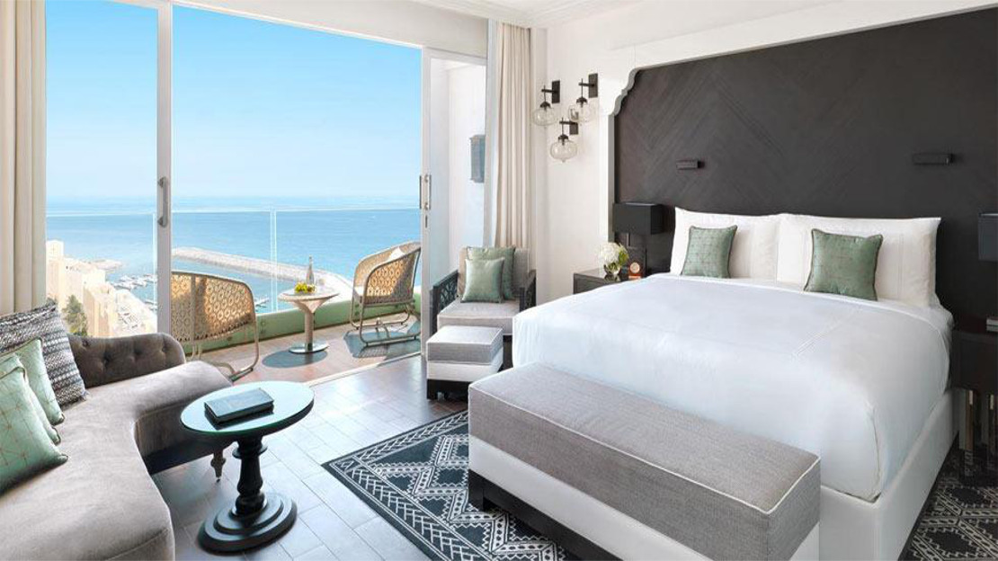 1/8  Fairmont Fujairah Beach Resort -  Fujairah