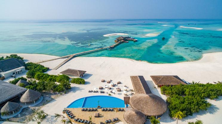 1/12  Cocoon - Maldives