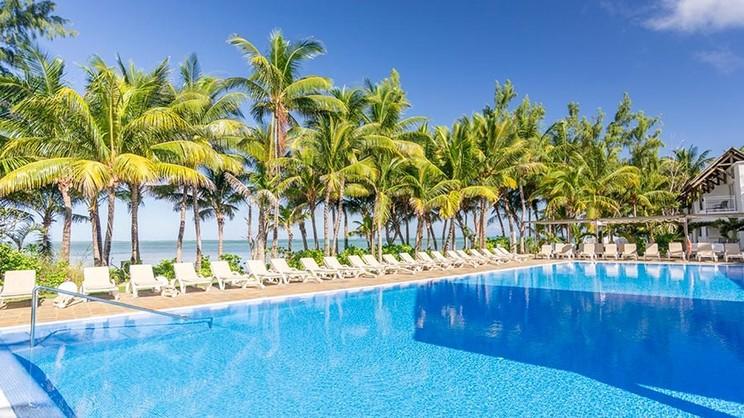1/7  Hotel Riu Creole - Mauritius