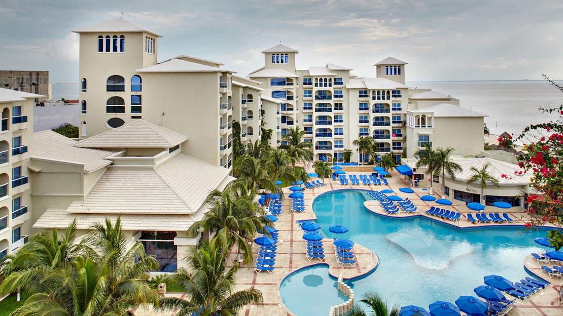 1/6  Occidental Costa Cancun - Mexico