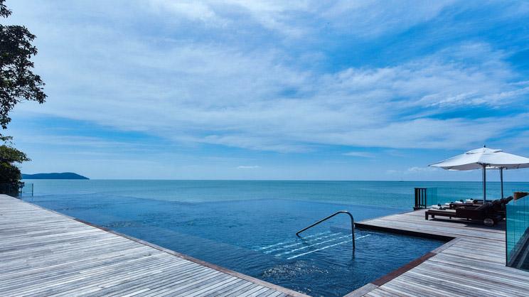 1/13  The Ritz-Carlton Langkawi - Malaysia