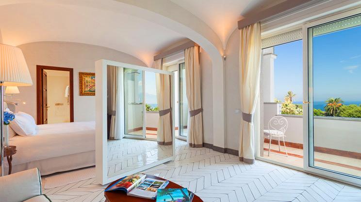 1/6  Grand Hotel Cocumella - Sorrento