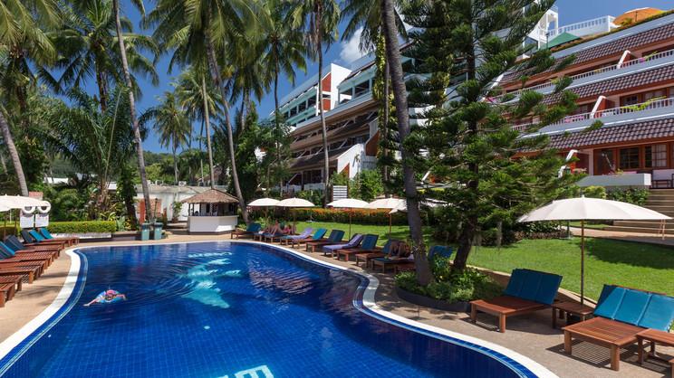 1/6  Best Western Phuket Ocean Resort - Thailand