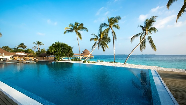 1/13  Reethi Faru - Maldives