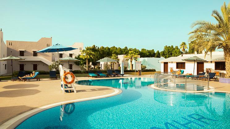 1/13  Bin Majid Beach Resort - Ras Al Khaimah