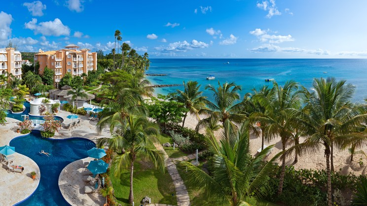 1/4  Saint Peter's Bay Luxury Resort and Residences - Barbados