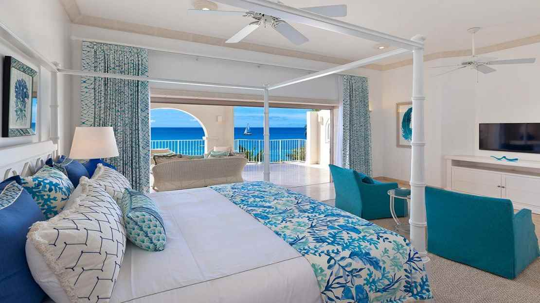Five Bedroom Deluxe Beachfront Penthouse