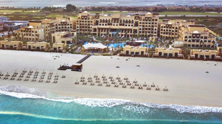 1/7  Saadiyat Rotana Resort and Villas - Abu Dhabi