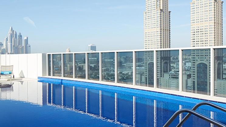 1/5  dusitD2 Kenz Hotel - Dubai