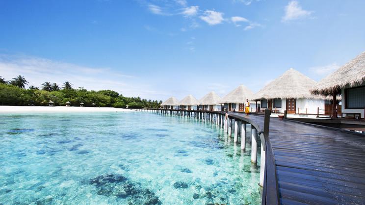 1/7  Adaaran Prestige Water Villas - Maldives