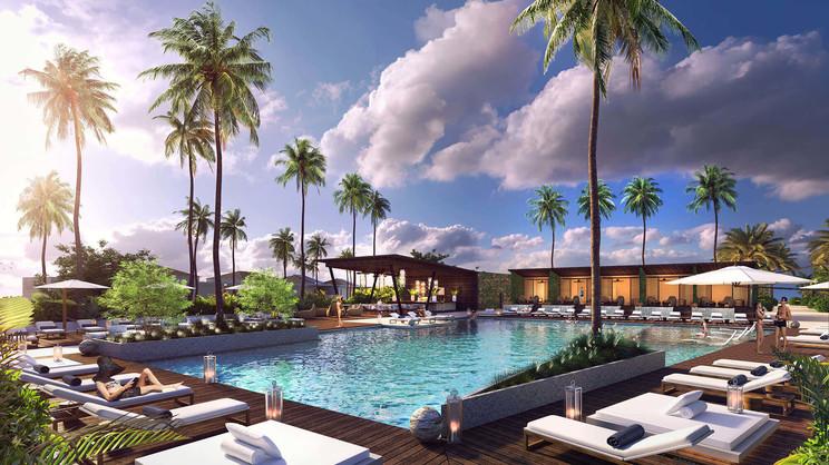1/3  Hodges Bay Resort & Spa - Antigua