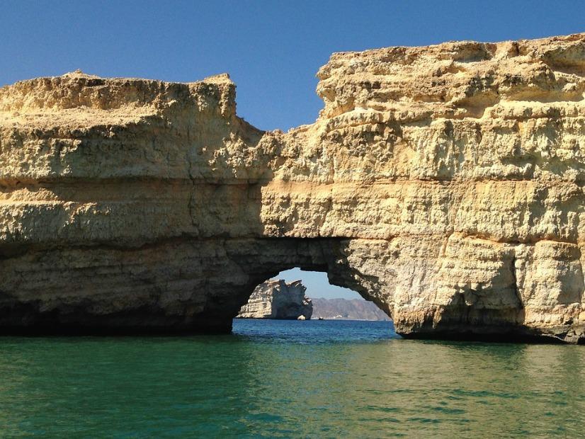 The Gulf of Oman