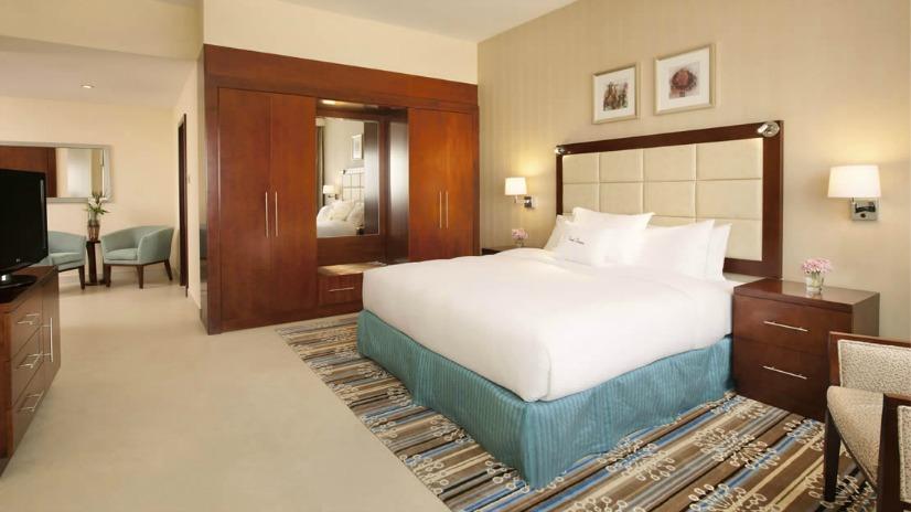 Doubletree Hilton Rooms