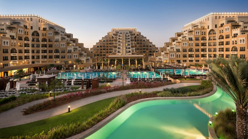 The Rixos Bab Al Bahr