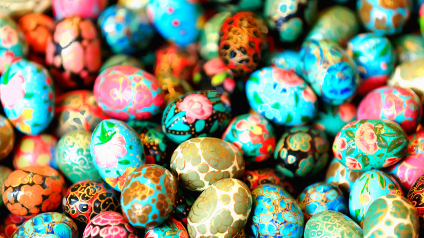 Easter Eggs India