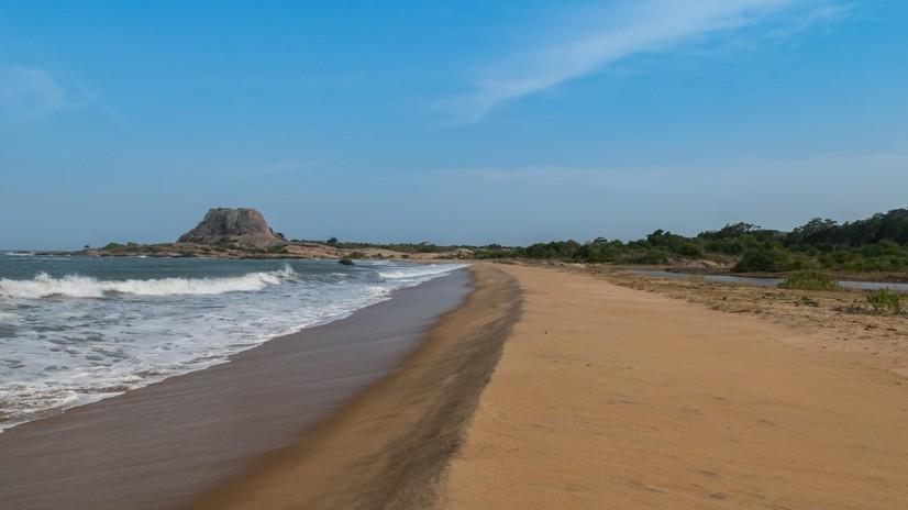 Yala Beach Sri Lanka