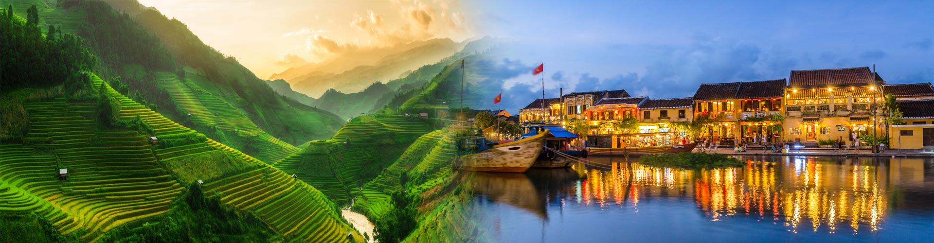 Vietnam Multicentre Holidays in %%CurrentYear/%%NextYear